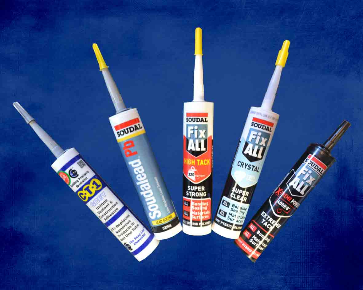 Adhesives Sealants & Solvents