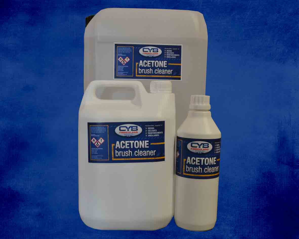 Acetone Brush Cleaner
