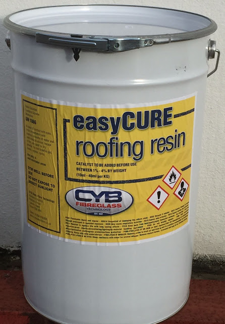 EasyCure Roofing Resin
