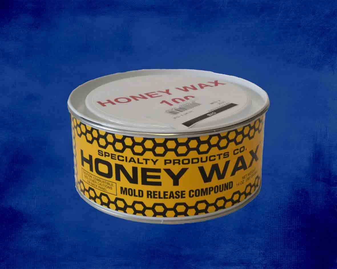 14oz Tin of Honeywax
