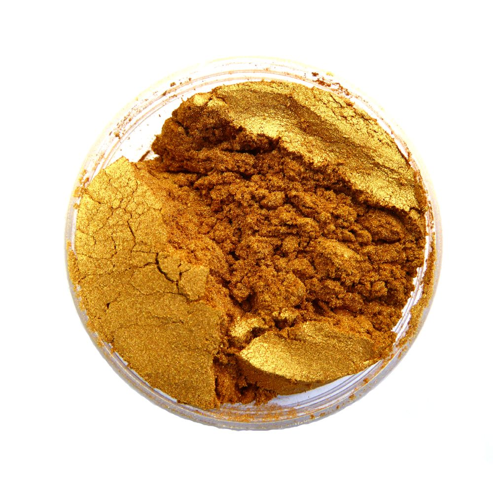 Mica Powder - Doubloon Gold