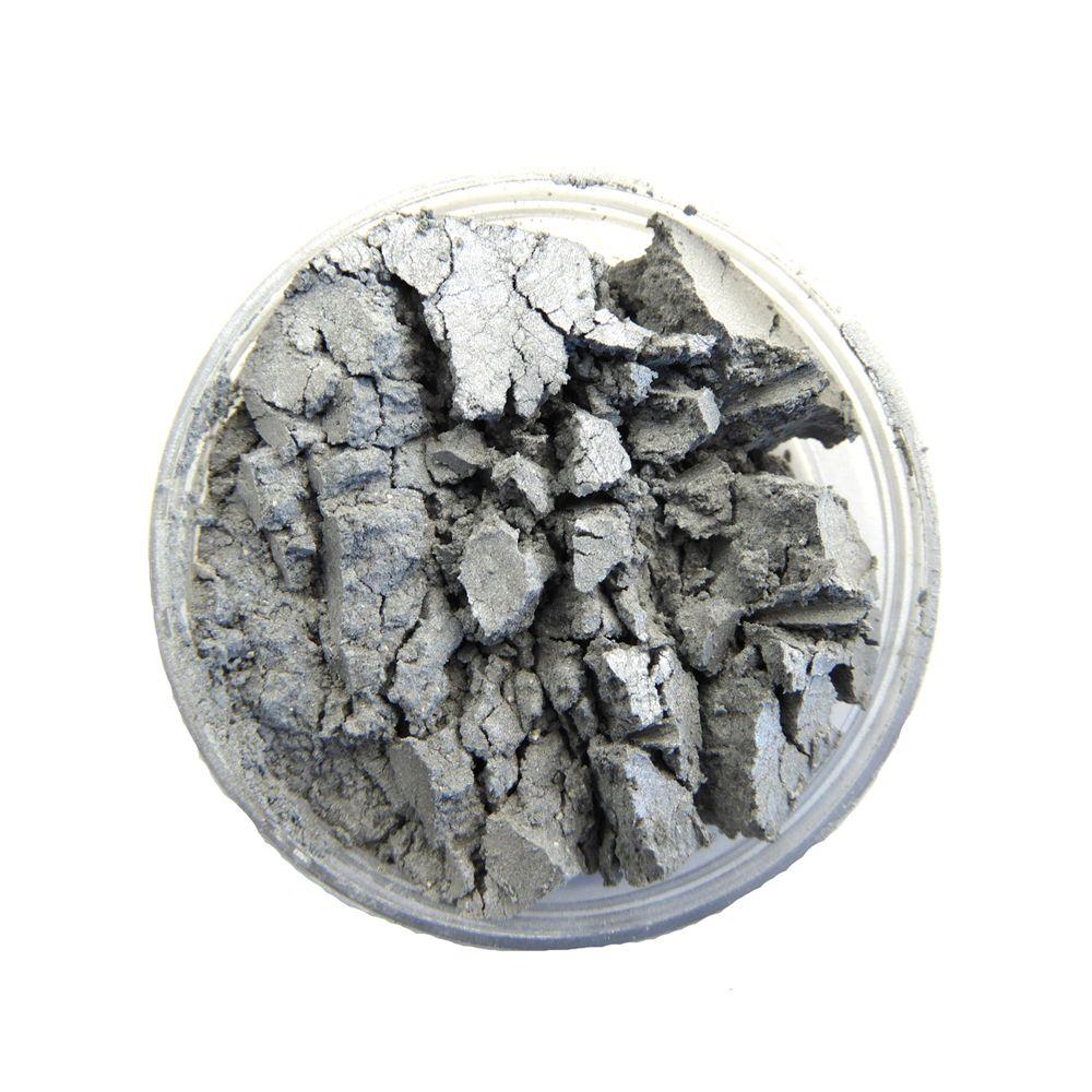 Mica Powder - Silver Grey