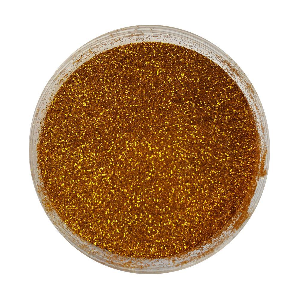 Micro Glitter - 24ct Gold