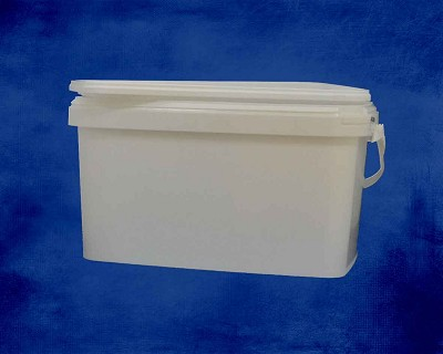 12.5 Litre Large Oblong Bucket