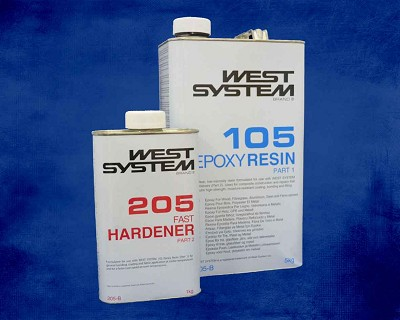 West System Epoxy Resin Packs