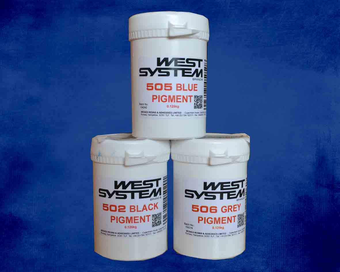 West System Pigments